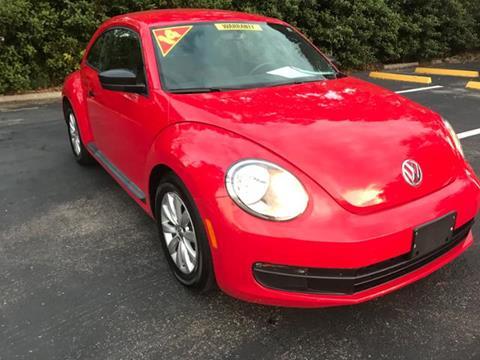 2014 Volkswagen Beetle for sale in Gainesville, FL