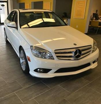 2009 Mercedes-Benz C-Class for sale in Gainesville, FL