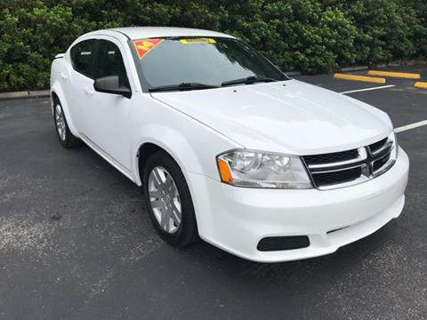 2014 Dodge Avenger for sale in Gainesville, FL