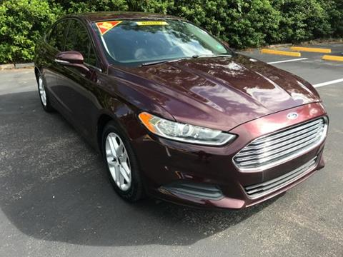2013 Ford Fusion for sale in Gainesville FL