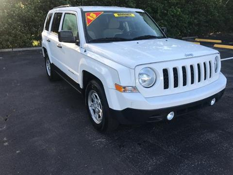 2013 Jeep Patriot for sale in Gainesville, FL