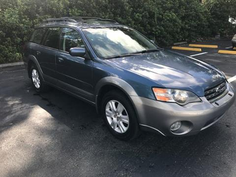 2005 Subaru Outback for sale in Gainesville, FL