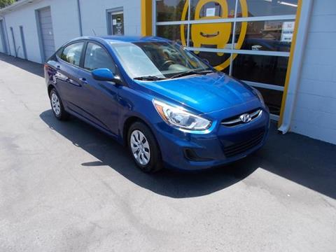 2016 Hyundai Accent for sale in Louisville, KY
