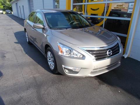 2015 Nissan Altima for sale in Louisville, KY