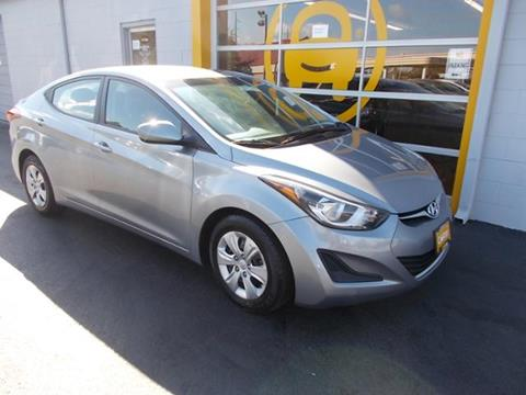 2016 Hyundai Elantra for sale in Louisville, KY