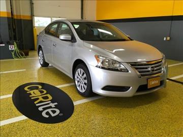 2015 Nissan Sentra for sale in Kalamazoo, MI