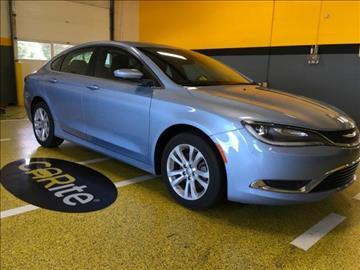 2015 Chrysler 200 for sale in Kalamazoo, MI
