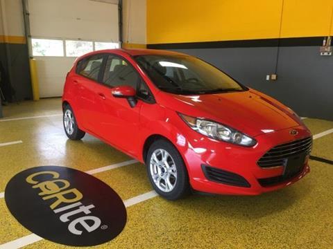 2015 Ford Fiesta for sale in Kalamazoo MI