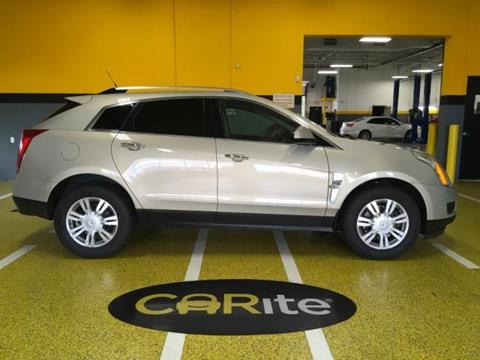 2012 Cadillac SRX for sale in Kalamazoo MI