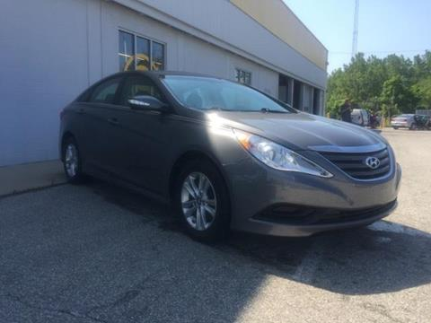 2014 Hyundai Sonata for sale in Muncie, IN