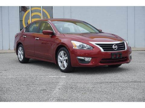 2014 Nissan Altima for sale in Muncie, IN
