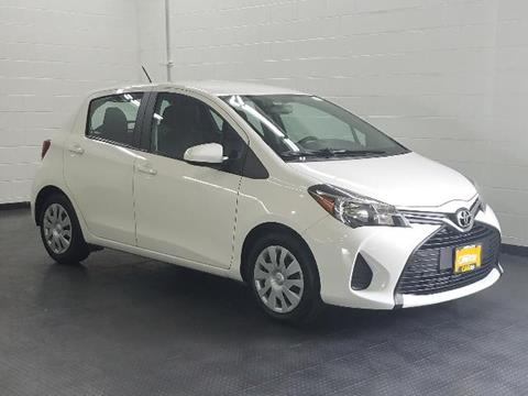 2015 Toyota Yaris for sale in Milwaukee, WI