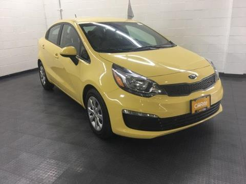 2016 Kia Rio for sale in Milwaukee WI