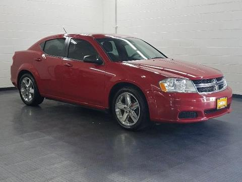 2014 Dodge Avenger for sale in Milwaukee, WI
