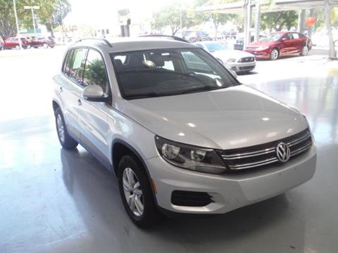 2015 Volkswagen Tiguan for sale in Fort Myers, FL