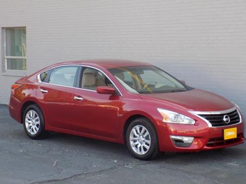 2014 Nissan Altima for sale in Cleveland OH
