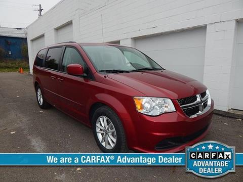 2014 Dodge Grand Caravan for sale in Cleveland OH
