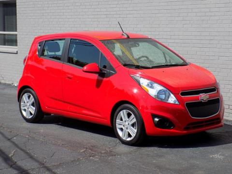 2015 Chevrolet Spark for sale in Cleveland OH