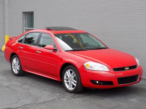 2013 Chevrolet Impala for sale in Cleveland OH
