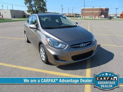 2014 Hyundai Accent for sale in Cleveland OH