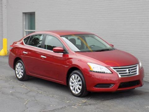 2015 Nissan Sentra for sale in Cleveland OH