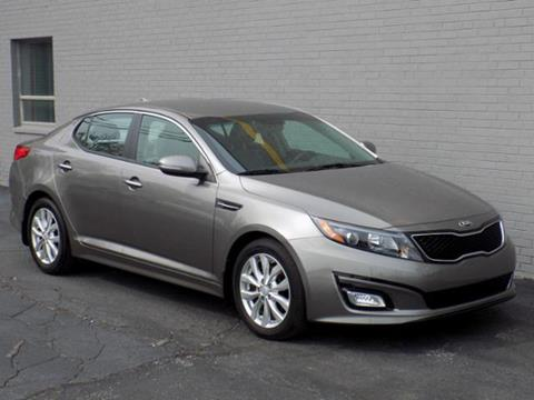 2014 Kia Optima for sale in Cleveland OH