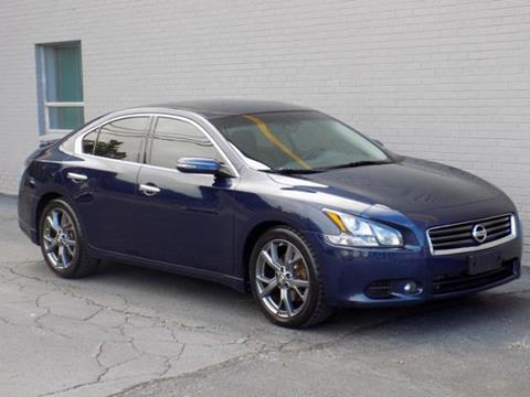 2014 Nissan Maxima for sale in Cleveland OH