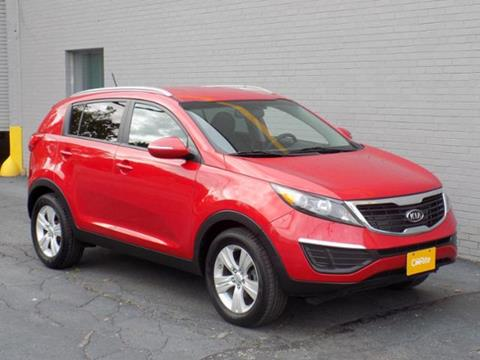 2011 Kia Sportage for sale in Cleveland OH