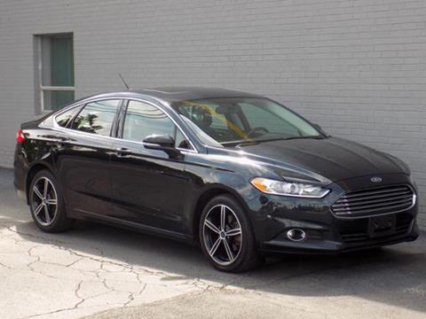 2014 Ford Fusion for sale in Cleveland, OH