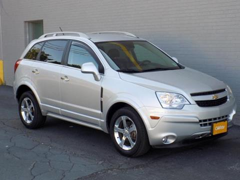2014 Chevrolet Captiva Sport for sale in Cleveland OH
