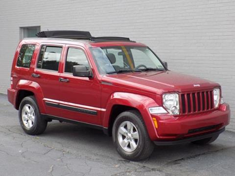 2012 Jeep Liberty for sale in Cleveland OH