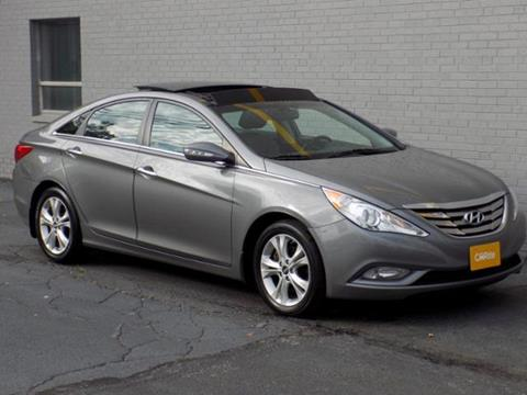 2013 Hyundai Sonata for sale in Cleveland OH