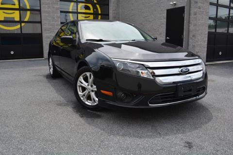 2012 Ford Fusion for sale in Cleveland OH