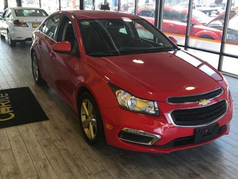 2015 Chevrolet Cruze for sale in Cleveland OH