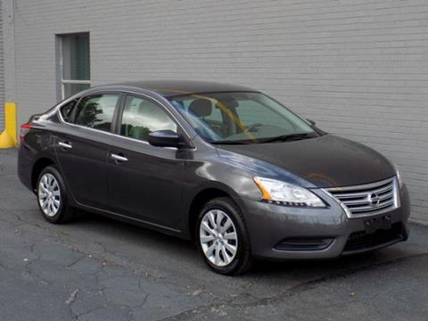 2014 Nissan Sentra for sale in Cleveland OH