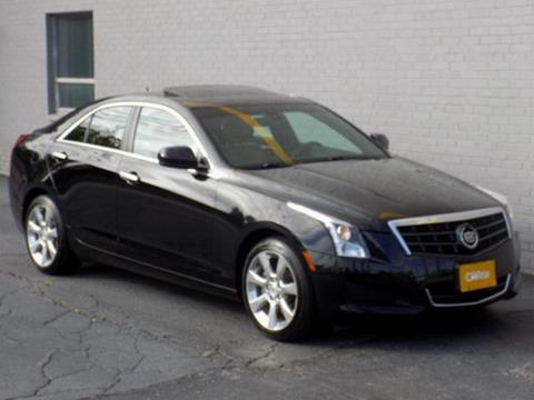 2013 Cadillac ATS for sale in Cleveland OH