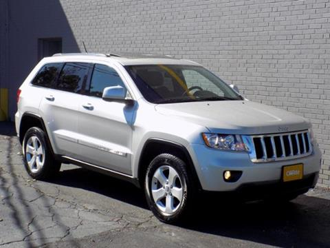 2012 Jeep Grand Cherokee for sale in Cleveland OH
