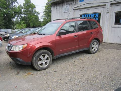 2010 Subaru Forester for sale in New Philadelphia, OH