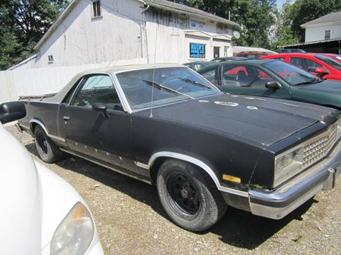 1983 Chevrolet El Camino for sale in New Philadelphia OH