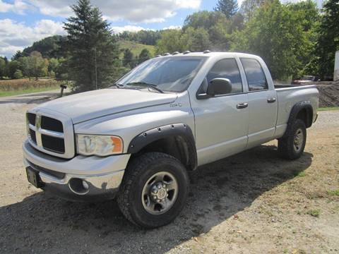 2003 Dodge Ram Pickup 2500 for sale in New Philadelphia OH