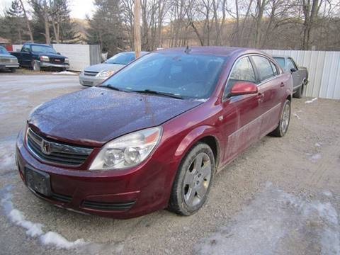2008 Saturn Aura for sale at Keith's Cars LLC in New Philadelphia OH
