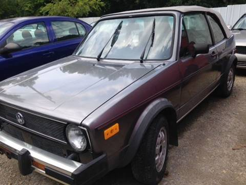 1984 Volkswagen Rabbit for sale in New Philadelphia, OH