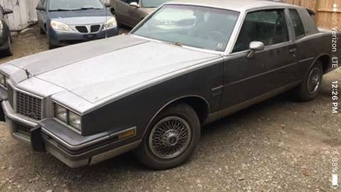 1985 Pontiac Grand Prix for sale in New Philadelphia, OH