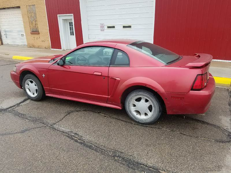 2001 Ford Mustang for sale at Tyser Auto Sales in Dorchester NE
