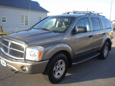 2004 Dodge Durango For Sale in Idaho Falls, ID - Carsforsale.com®