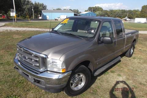 2003 Ford F-350 Super Duty for sale in Veedersburg, IN