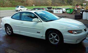 2000 Pontiac Grand Prix for sale in Bloomsburg, PA