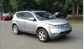 2003 Nissan Murano for sale in Bloomsburg, PA