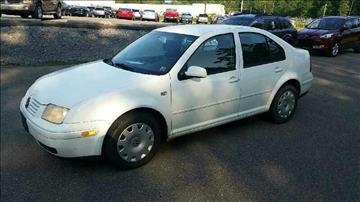 2001 Volkswagen Jetta for sale in Bloomsburg, PA