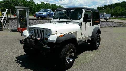 1995 Jeep Wrangler for sale in Bloomsburg, PA